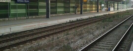 Stazione Cernusco - Merate is one of Linee S e Passante Ferroviario di Milano.