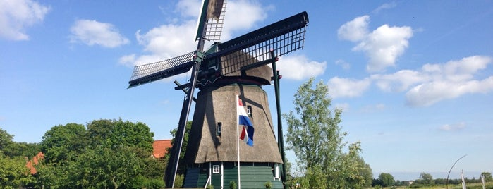 Molen De Veer is one of Dutch Mills - North 1/2.