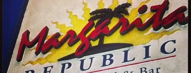 Margarita Republic is one of Top 10 dinner spots in Ocala, FL.