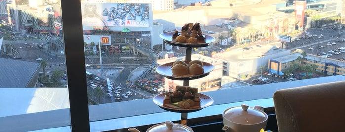 Tea Lounge at Mandarin Oriental, Las Vegas is one of Las Vegas.