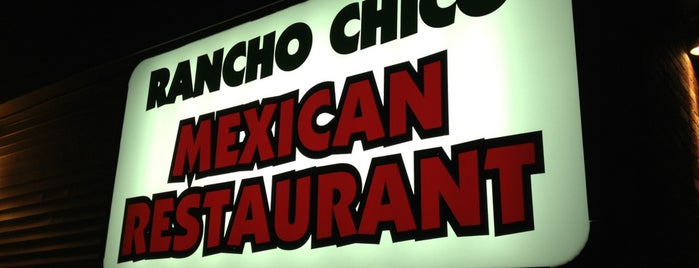 Rancho Chico Mexican Family Restaurant is one of Dining Tips at Restaurant.com Boston Restaurants.