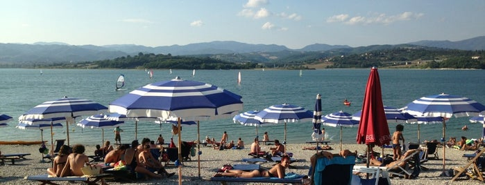 Lago Di Bilancino Beach is one of Activities in the Mugello area.