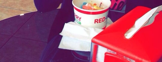 Red Berry Frozen Yogurt is one of Top 10 favorites places in Laredo, TX.