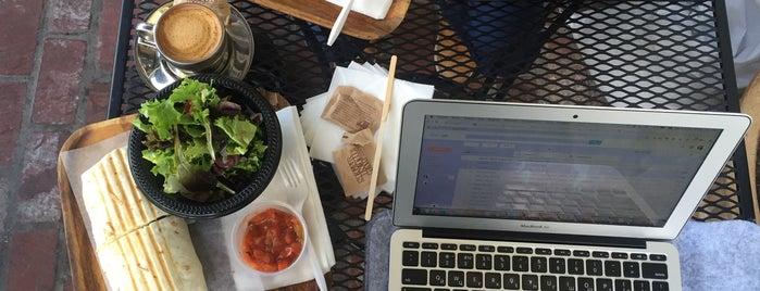 Bricks & Scones is one of LA Cafe Culture.