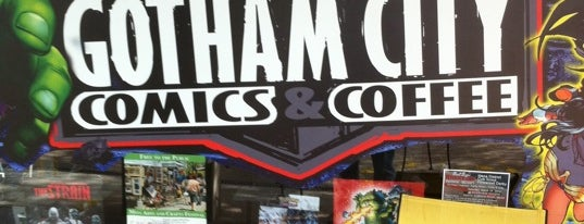 Gotham City Comics & Coffee is one of Phoenix.