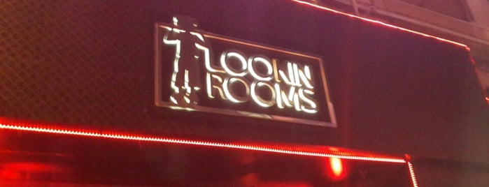 Lookin Rooms is one of Был и приду еще.
