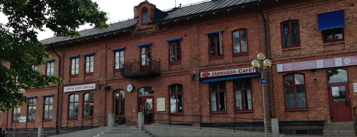 Kil Station is one of Tågstationer - Sverige.