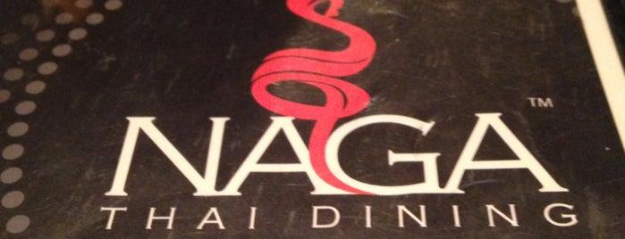 Naga Thai Dinning is one of Vegas Baby!!.