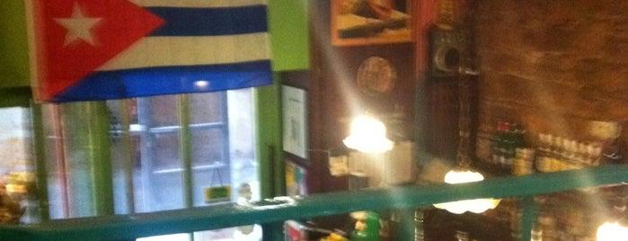 Habana Vieja is one of My restaurants :).