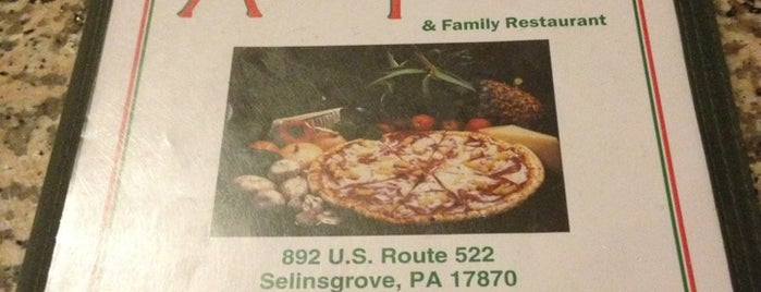 Amato's Pizza & Hoagies is one of Guide to Selinsgrove's best spots.