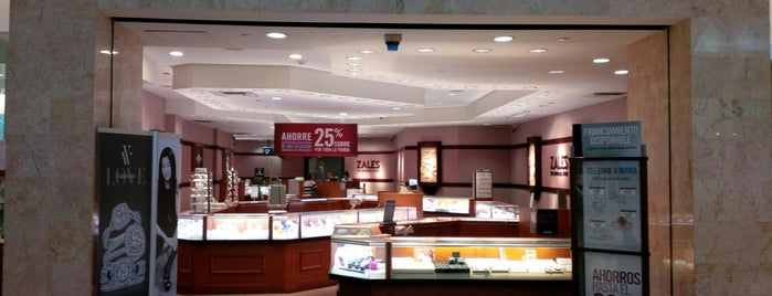 Zales Jewelers is one of Tiendas en PLAZA.