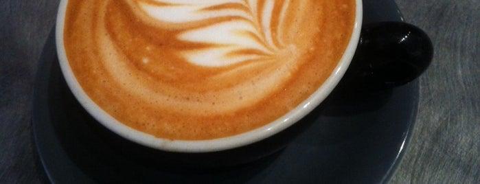 Kafka's Coffee & Tea is one of GOOD COFFEE.