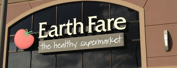 Earth Fare is one of Favorites.