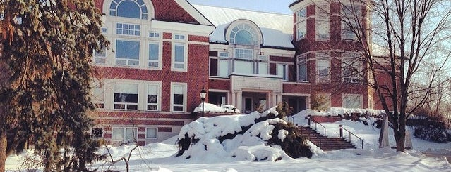 High Library is one of Elizabethtown College.
