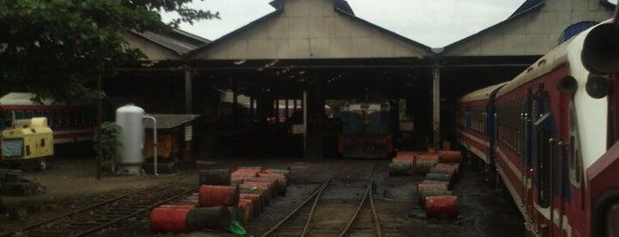 Dematagoda Railway Station is one of Railway Stations In Sri Lanka.
