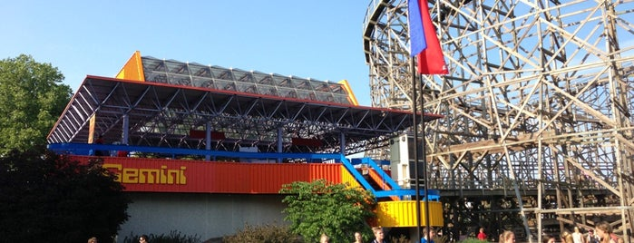 Gemini is one of Top picks for Theme Parks.