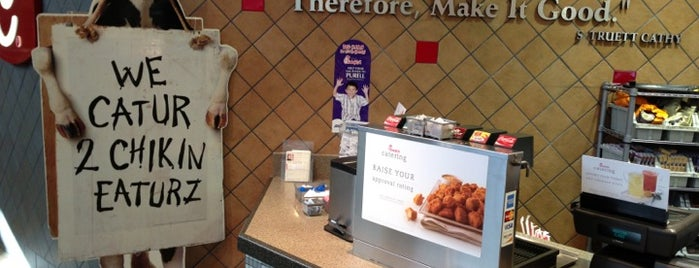 Chick-fil-A is one of All-time favorites in United States.