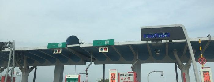 久喜IC is one of 高速道路.