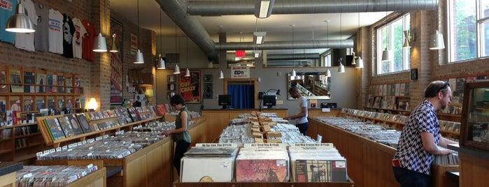 Dusty Groove is one of Bin Flipping: Record Shops #vinyl.