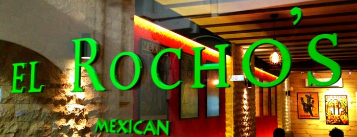 El Rocho's is one of Mexican Food in Singapore.