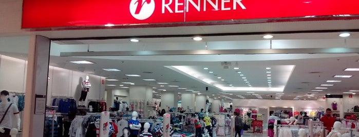 Lojas Renner is one of Calioni pelo mundo!.