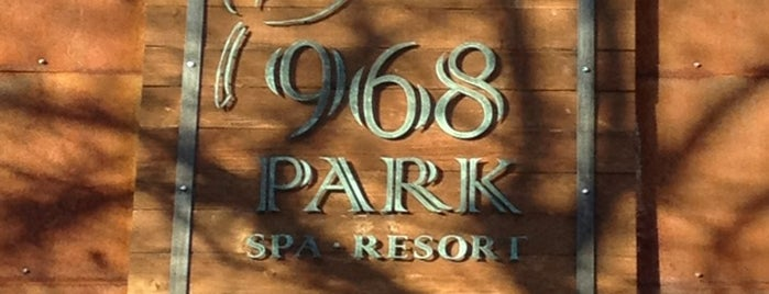 968 Park Hotel is one of Hotels.