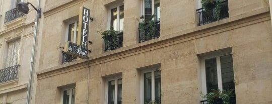 Hotel Bresil is one of Hotels Paris.