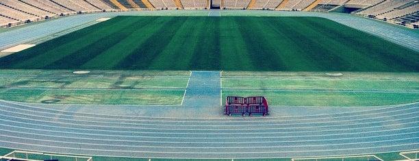Estadi Olímpic Lluís Companys is one of Stadiums.