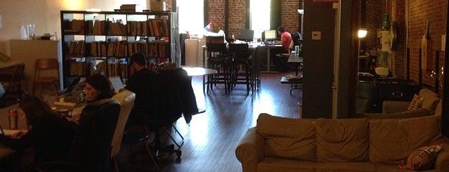 Coworking Fullerton is one of coworking.