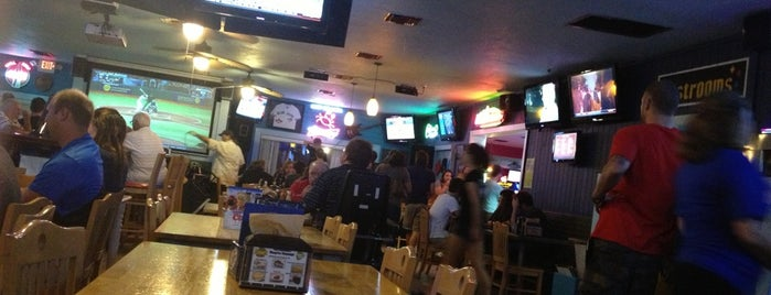 Eddie's Bar & Grill is one of Bars.