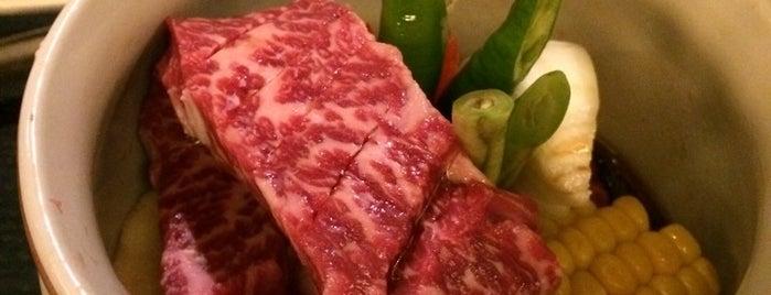 石松五十三次燒肉 is one of Favorite Restaurants in Taiwan.