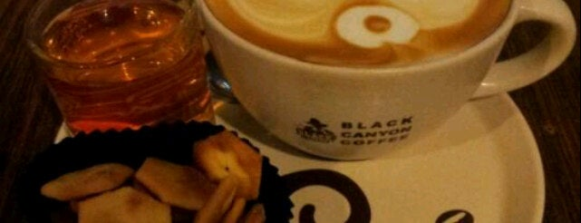 Black Canyon Coffee is one of Must-visit Food in Surabaya.