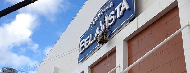 Shopping Bela Vista is one of Points de Salvador.