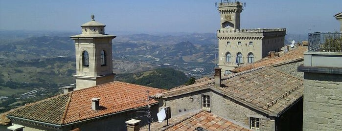 San Marino is one of Capitals of Europe.