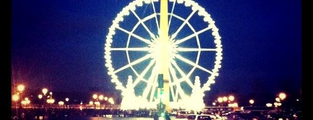 Place de la Concorde is one of World Sites.