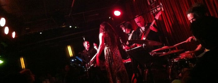 Zinco Jazz Club is one of Editor's Choice.