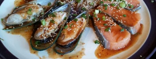 Tohkai Yakiniku (โตไก) is one of Enjoy eating ;).
