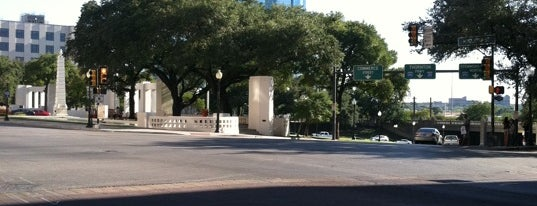 Dealey Plaza is one of Dallas Outings.