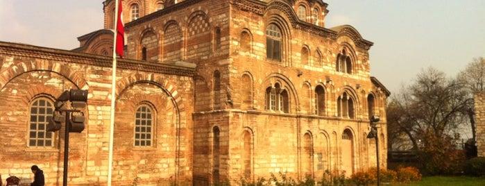 Fethiye Müzesi (Pammakaristos Church) is one of İstanbul'daki Müzeler (Museums of Istanbul).