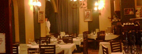 Restaurante La Ménsula is one of Picoteo por Málaga centro.