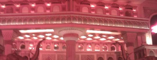 Kingdom Of Dreams is one of Must-visit Indian Restaurants in New Delhi.