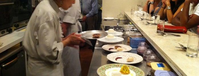 ChikaLicious Dessert Bar is one of New York Favorites.