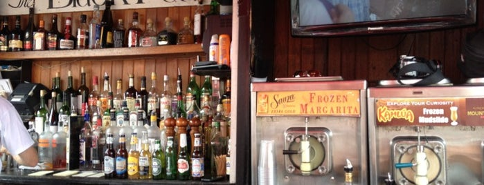 The Black Pearl is one of Places to Eat in RI.
