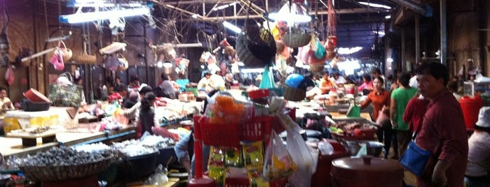 Old Market | Psar Chaa is one of My TripS :).