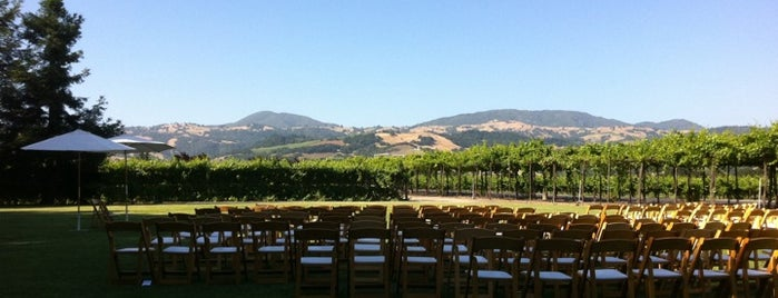 Trentadue Winery is one of Wine Road Picnicking- al Fresco Perfetto!.