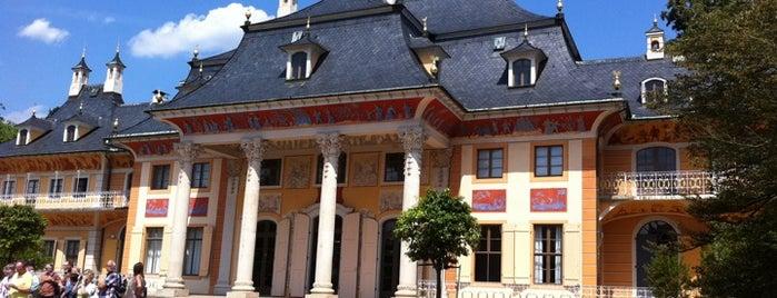 Schloss & Park Pillnitz is one of Burgen und Schlösser.