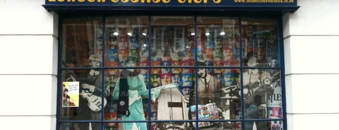 The London Beatles Store is one of Places to Visit in London.