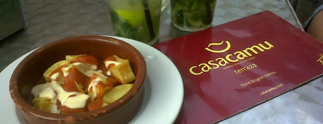 Casa Camu is one of Madrid, baby!.