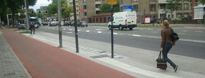 Bushalte Rubenslaan is one of Public transport NL.