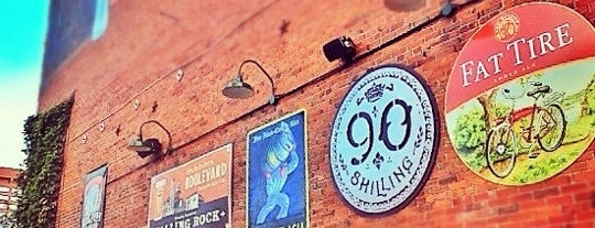 Falling Rock Tap House is one of Denver To-Do.